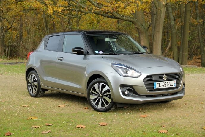 Photo Suzuki Swift 4