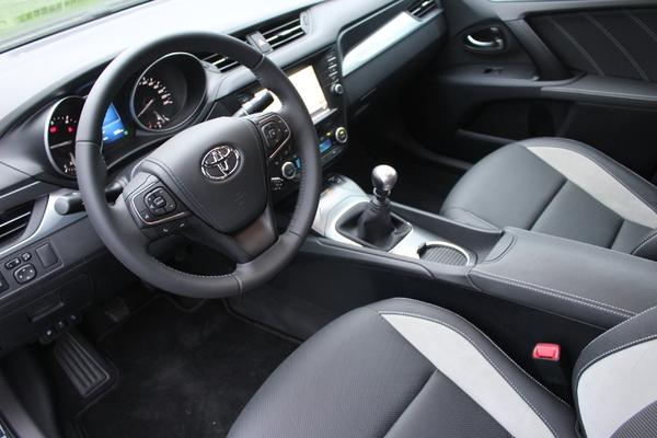 Photo Toyota Avensis 3