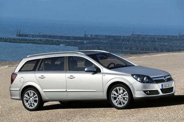 Photo Opel Astra 3 Break
