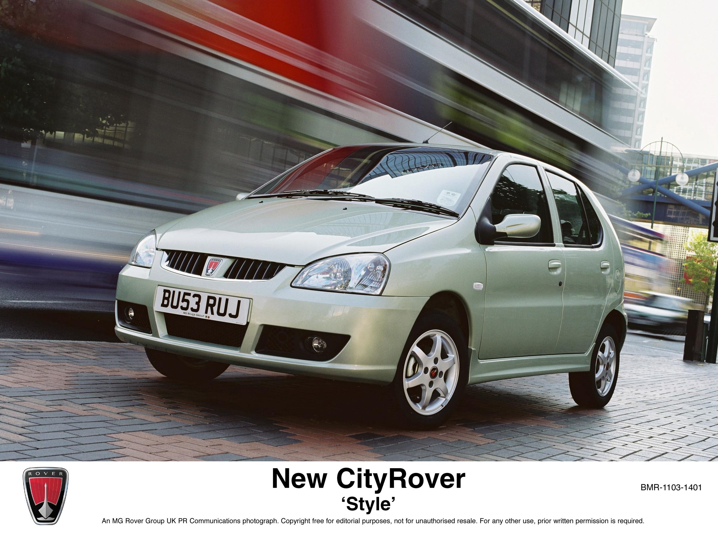 Rover CityRover фото 5