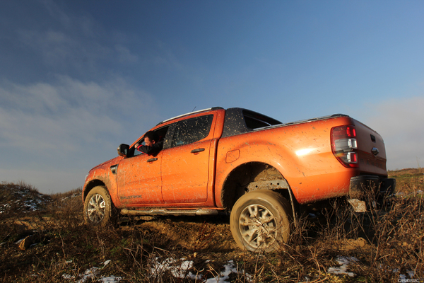 Photo Ford Ranger 3