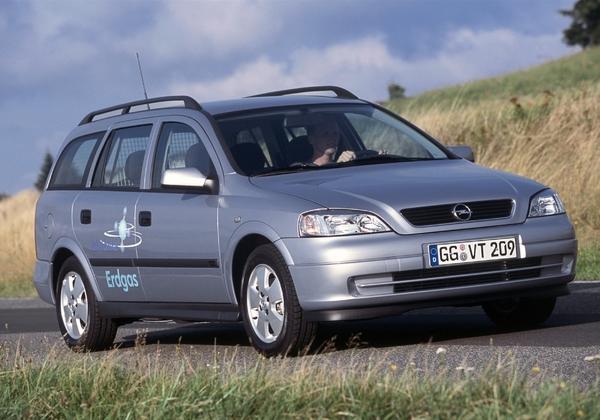 Photo Opel Astra 2 Break