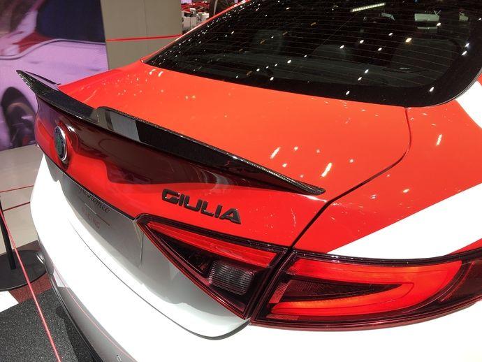Photo Alfa Romeo Giulia 2 Quadrifoglio