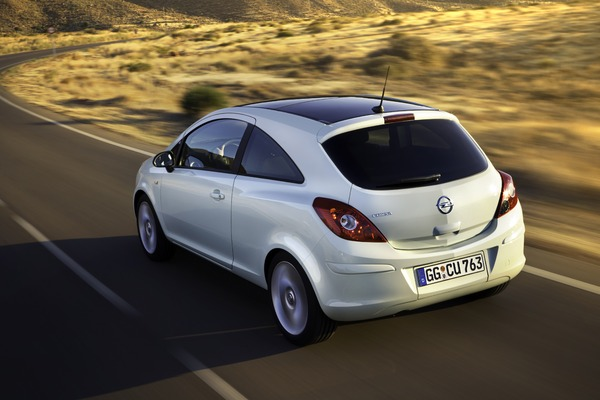 Photo Opel Corsa 4 Affaire