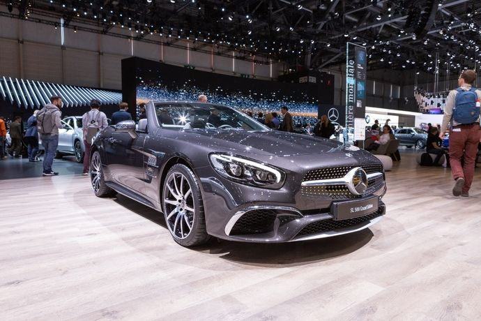 Photo Mercedes Sl 4