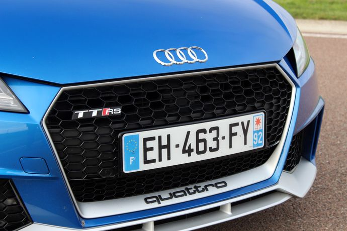 Photo Audi Tt 3 Rs