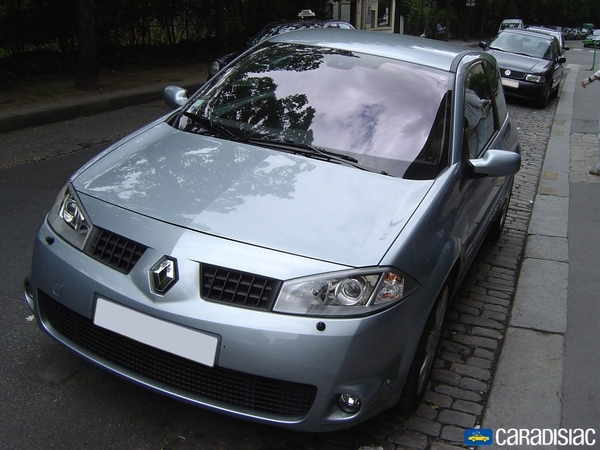 Photo Renault Megane 2 Rs
