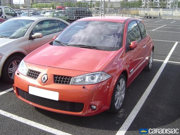 Photo Renault Megane 2 Rs
