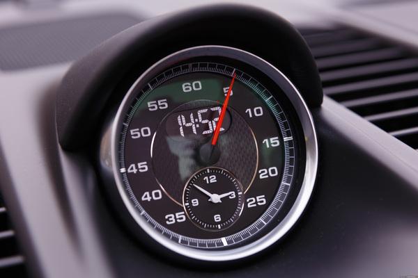 Photo Porsche 911 Type 991