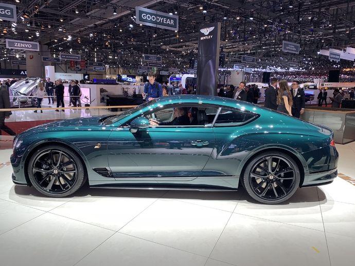 Photo Bentley Continental Gt 3