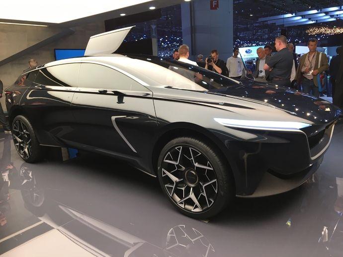 Photo Aston Martin Lagonda Concept