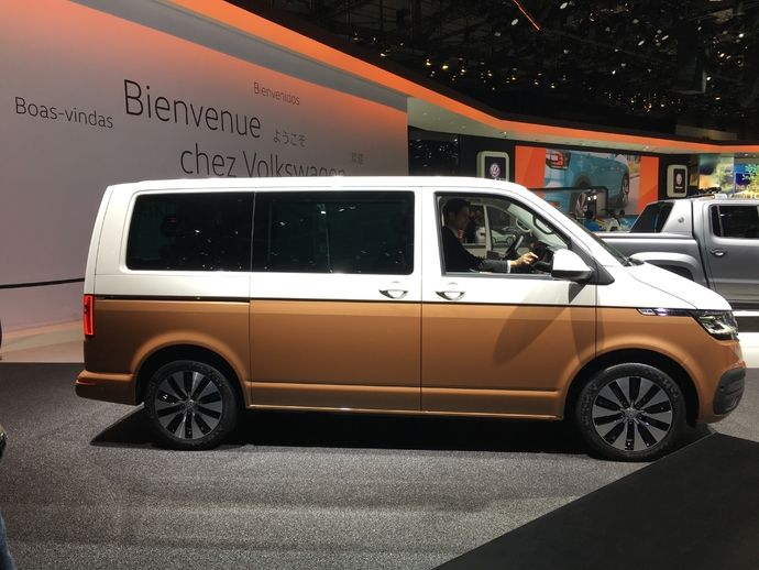Photo Volkswagen Multivan 6