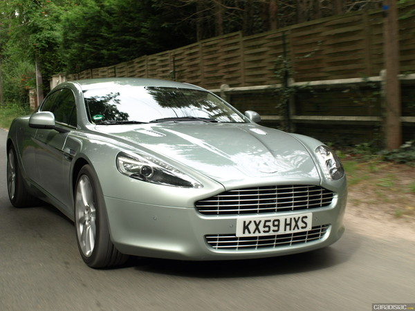 Photo Aston Martin Rapide