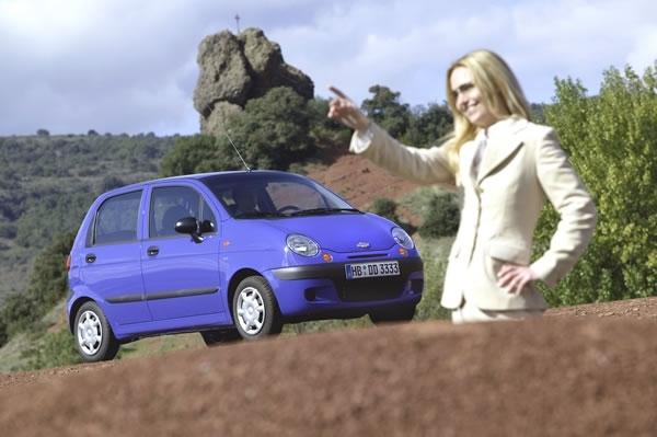 Photo Chevrolet Matiz