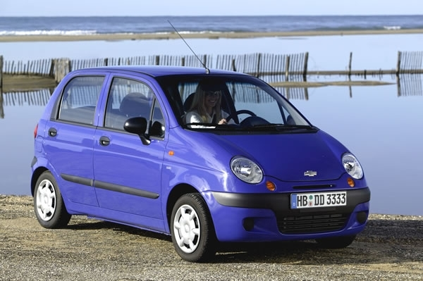 Photo Chevrolet Matiz