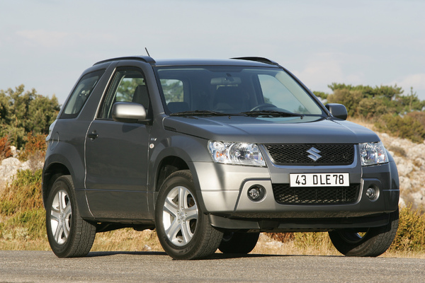 Photo Suzuki Grand Vitara 2