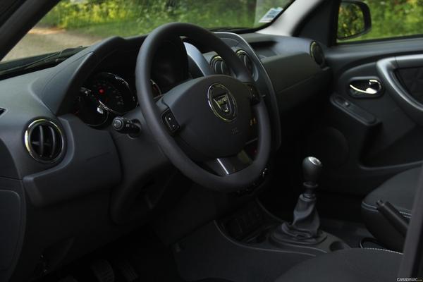 Photo Dacia Duster