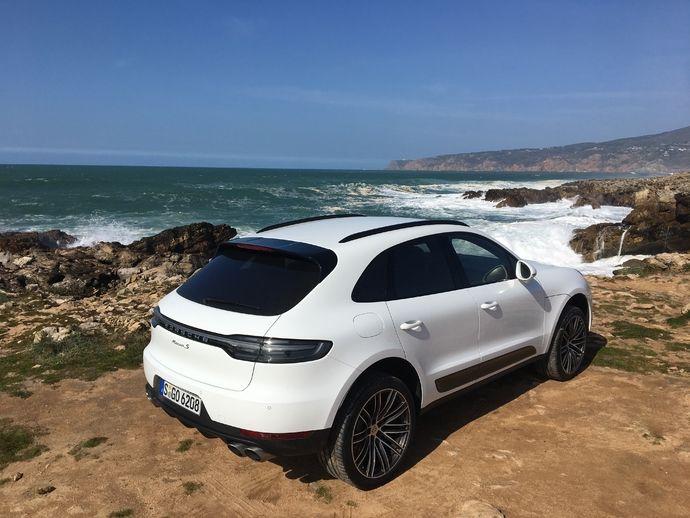 Photo Porsche Macan