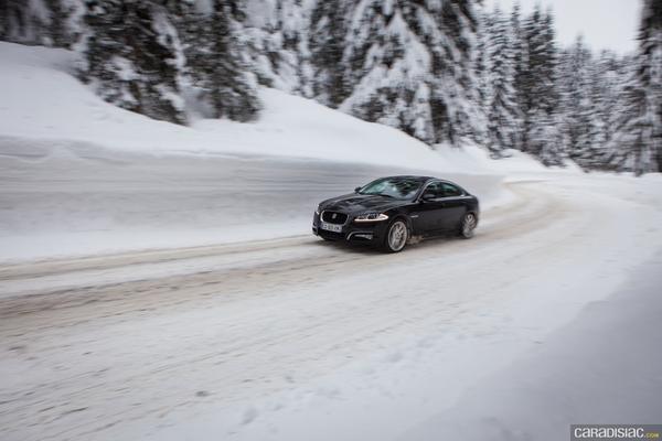 Photo Jaguar Xf