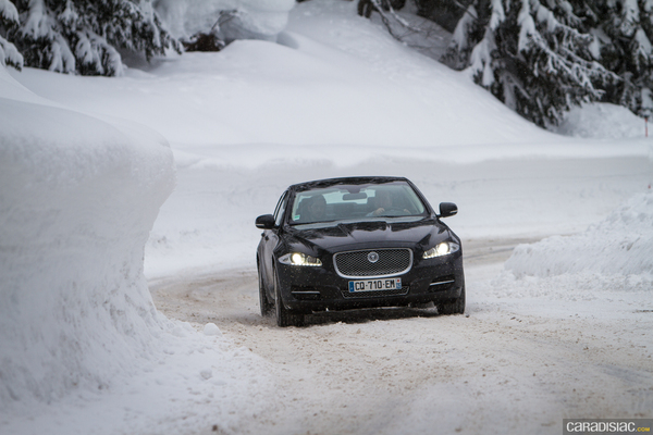 Photo Jaguar Xf