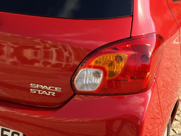 Photo Mitsubishi Space Star 2