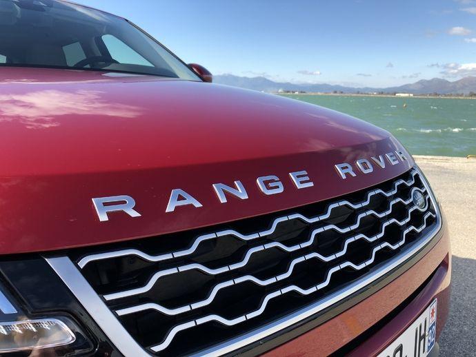 Photo Land Rover Range Rover Evoque 2