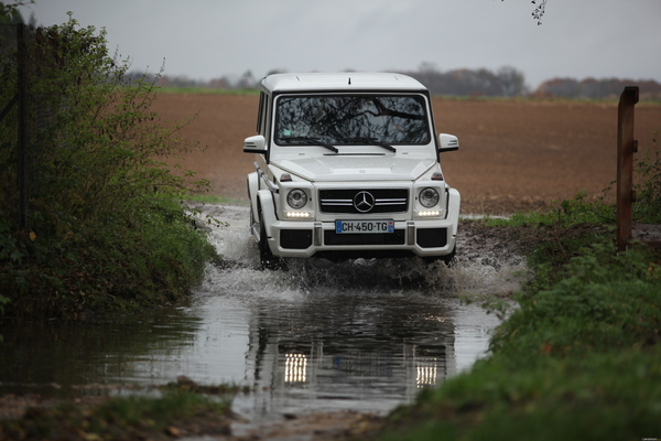 Photo Mercedes Classe G 3 Amg