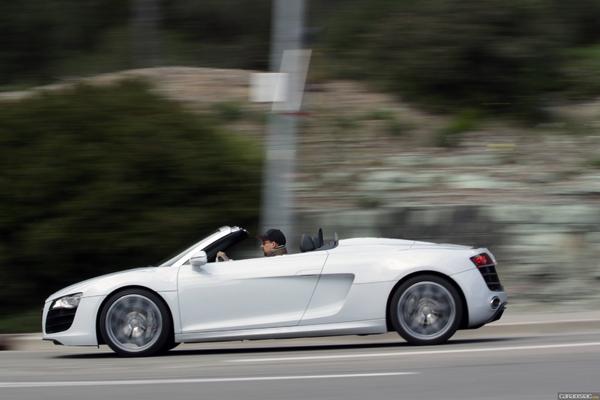 Photo Audi R8 Spyder