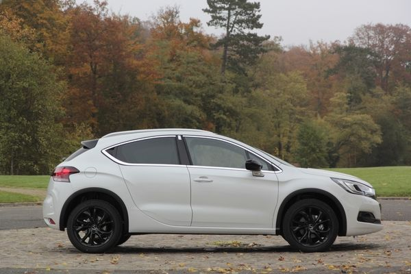 Photo Ds Ds 4 Crossback