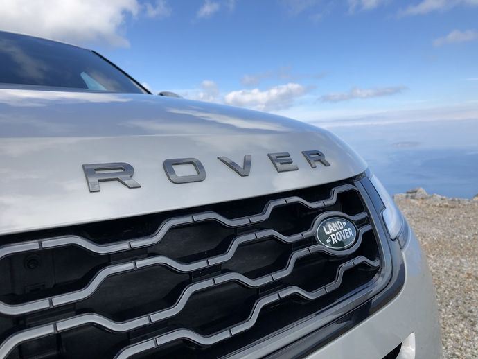 Photo Land Rover Range Rover Evoque 2