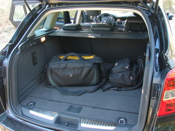 Photo Renault Laguna 3 Estate