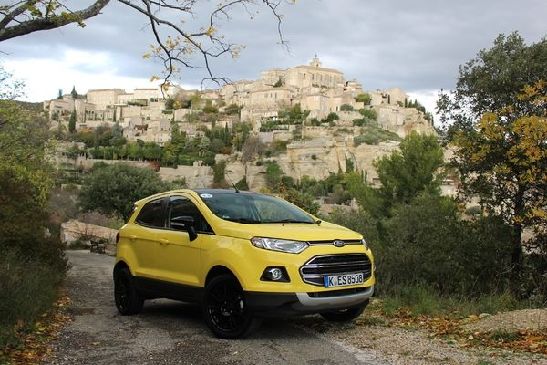 Photo Ford Ecosport