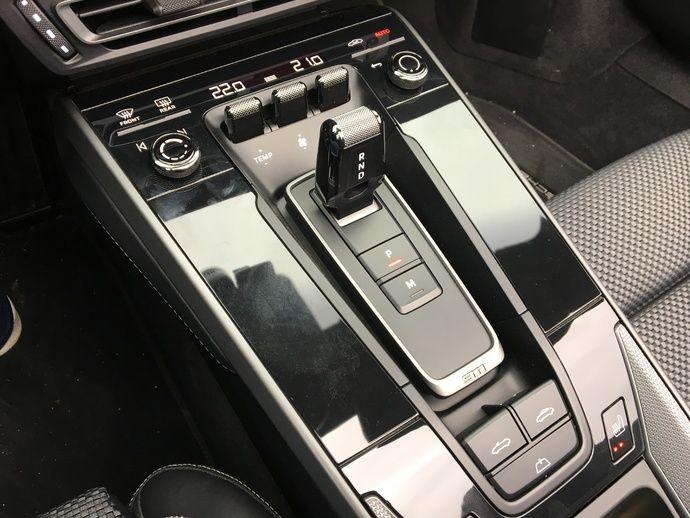 Photo Porsche 911 Type 992 Cabriolet