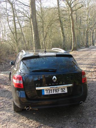 Photo Renault Laguna 3 Estate