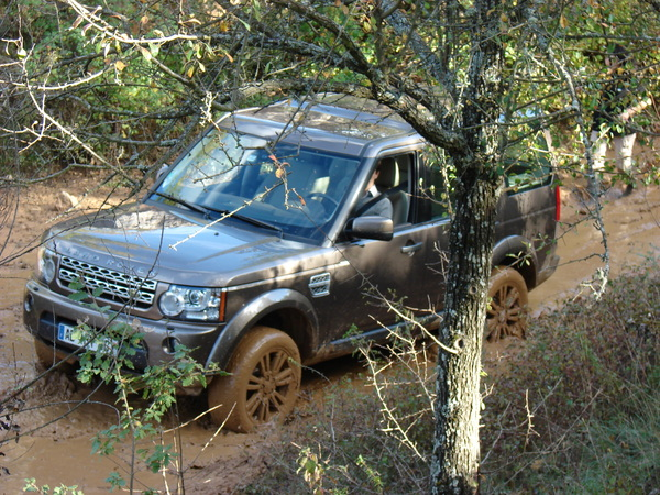 Photo Land Rover Discovery 4