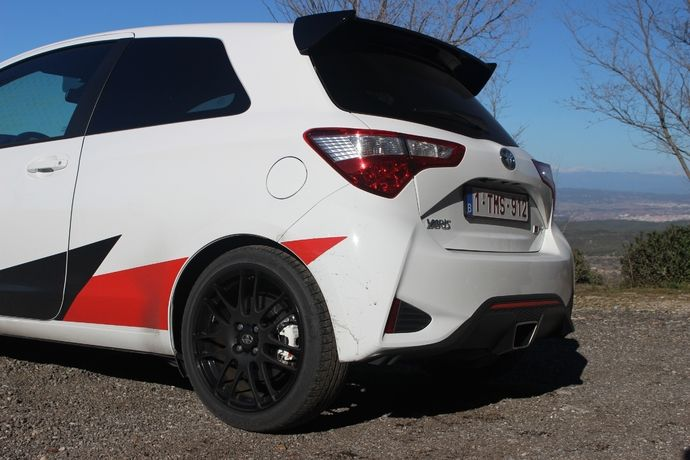 Photo Toyota Yaris 3 Grmn