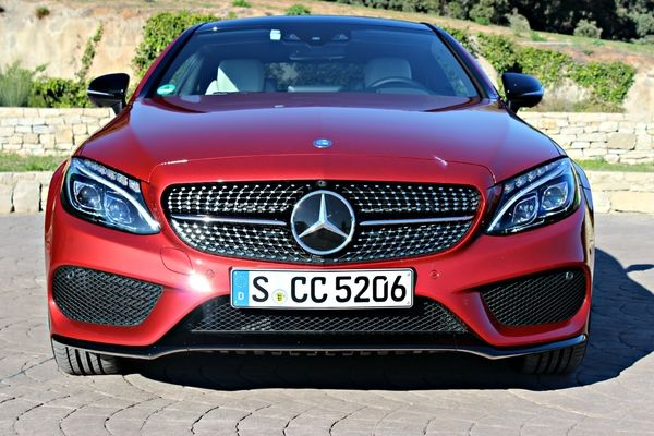 Photo Mercedes Classe C 4 Coupe