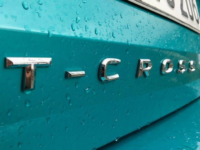 Photo Volkswagen T-cross