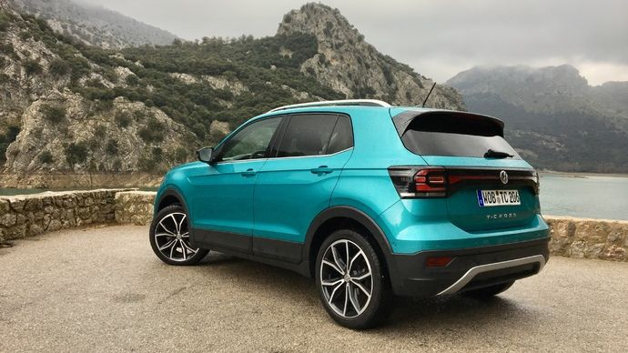 Photo Volkswagen T-cross