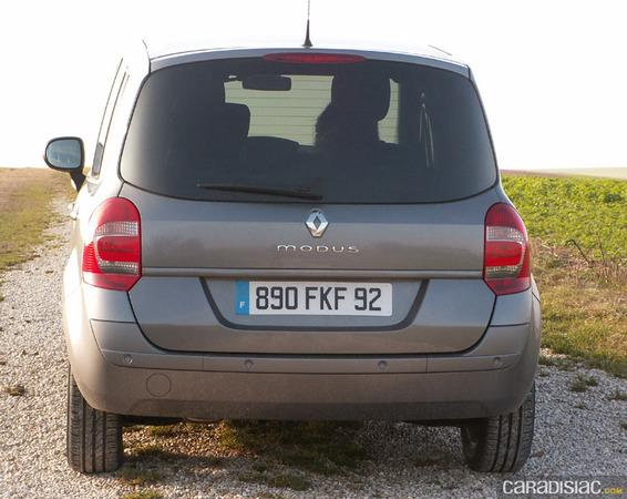 Photo Renault Grand Modus