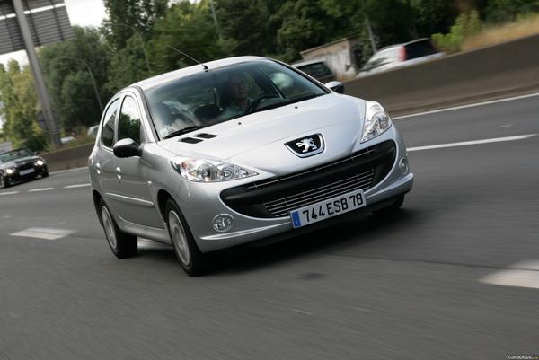 Photo Peugeot 206+