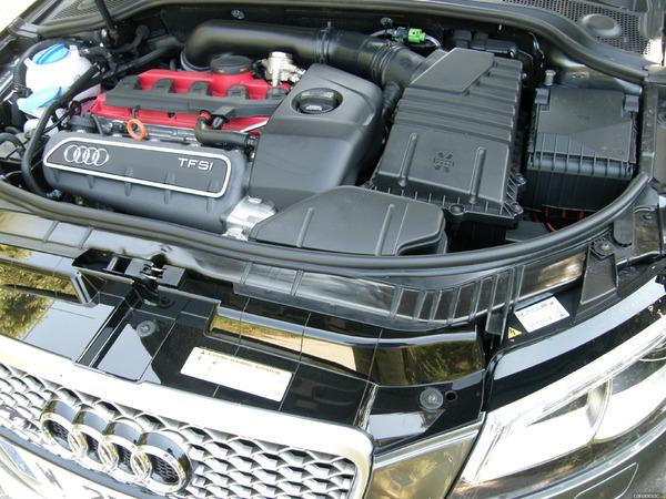 Photo Audi Rs3 Sportback