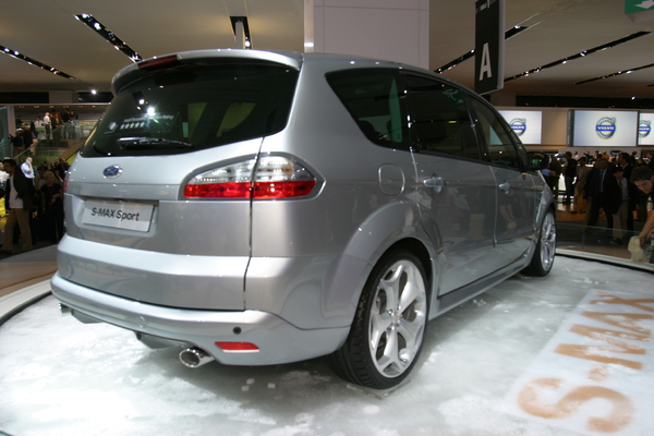 Photo Ford S-max
