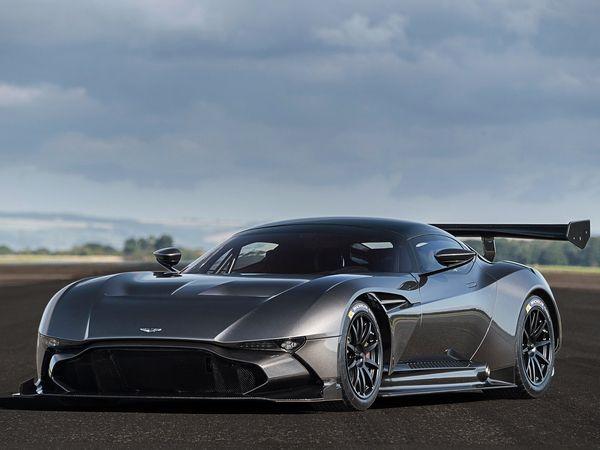 Photo Aston Martin Vulcan