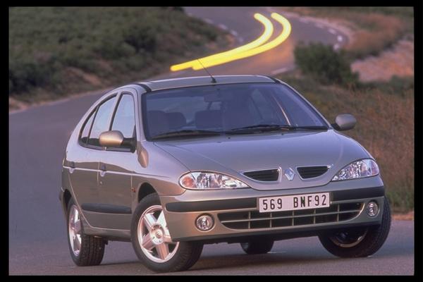 Photo Renault Megane