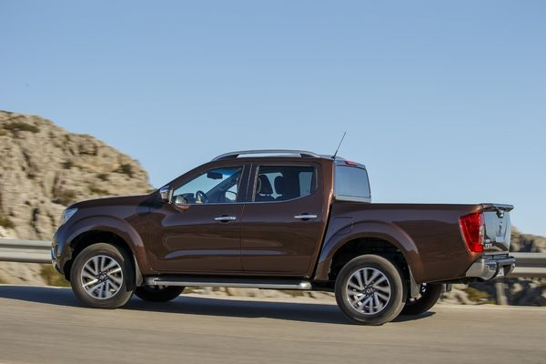 Photo Nissan Navara 2