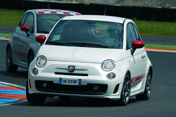 Photo Abarth 500 (2e Generation)