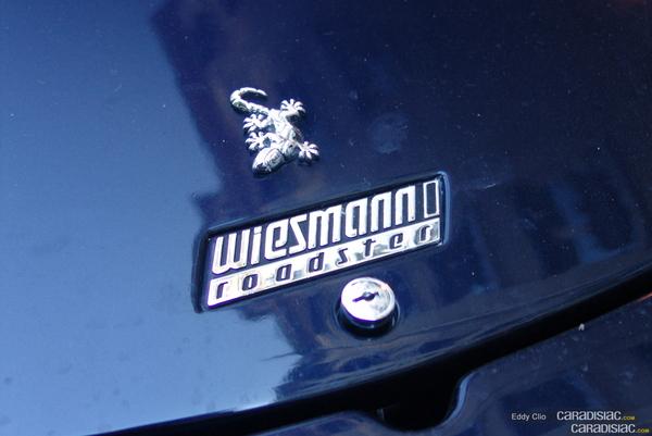 Photo Wiesmann Roadster Mf3