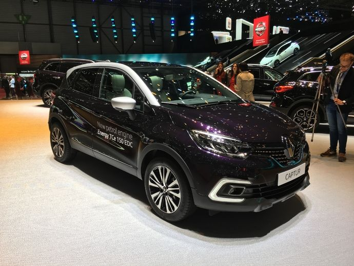 Photo Renault Captur