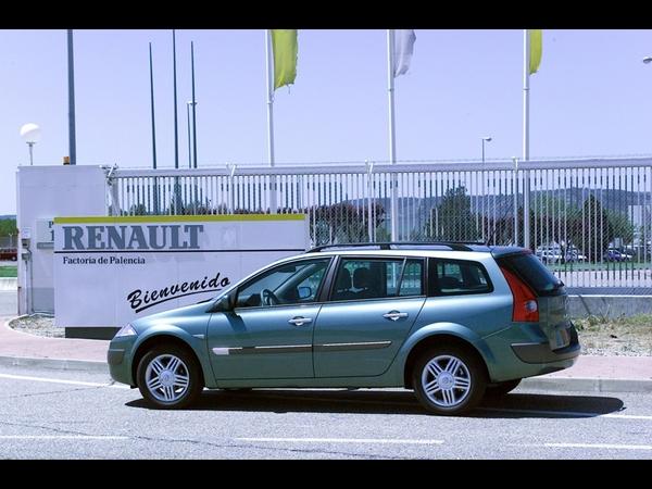 Photo Renault Megane 2 Estate